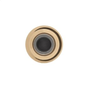 Polished Brass BR7007 Wall Stop