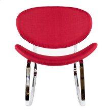 Sutton Rocking Chair Red-m2