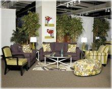 Ashley 16501 Nolana - Charcoal  Living room set Houston Texas USA Aztec Furniture