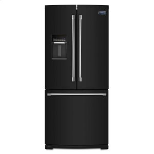 Maytag30-inch Wide French Door Refrigerator with External Water Dispenser- 20 cu. ft.