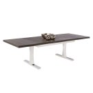 Marquez Extension Dining Table - Brown Product Image