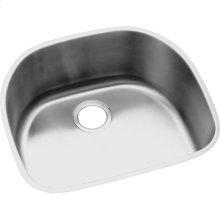 "Elkay Lustertone Classic Stainless Steel 23-5/8"" x 21-1/4"" x 7-1/2"", Single Bowl Undermount Sink"
