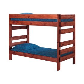 Twin/Twin Stackable Bunk Bed