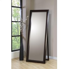 Phoenix Floor Mirror Deep Cappuccino