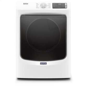Maytag(R) Front Load Gas Dryer with Extra Power and Quick Dry cycle - 7.3 cu. ft. - White