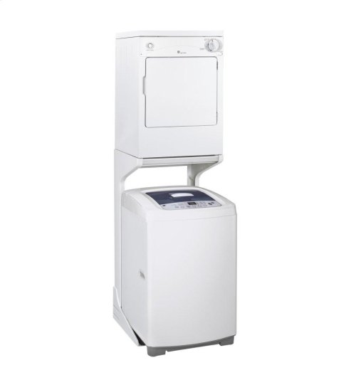 GE Spacemaker® 120V 3.6 Cu. Ft. Capacity Portable Electric Dryer (OPEN BOX CLOSEOUT)