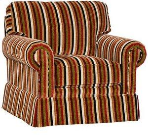 Bentley Fabric Chair
