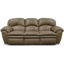 Oakland Leather Double Reclining Sofa 7201L