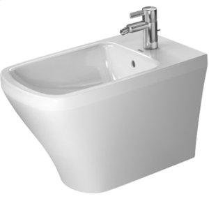 White Durastyle Bidet Floorstanding Product Image
