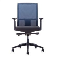 Halpert Office Chair Black Mesh