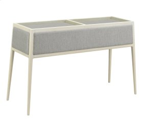 Emerald Home Marcella Sofa Table Dove Gray T3325-02