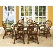 Amarillo Oval Dining Table