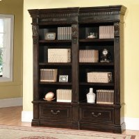Palazzo 2 piece Museum Bookcase Set (9030 and 9031) Product Image
