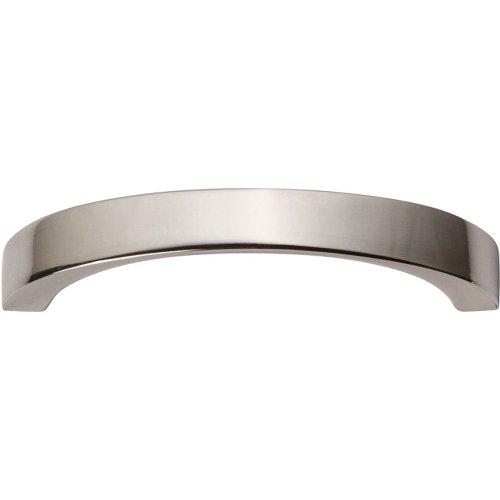 Tableau Curved Handle 2 1/2 Inch - Polished Nickel