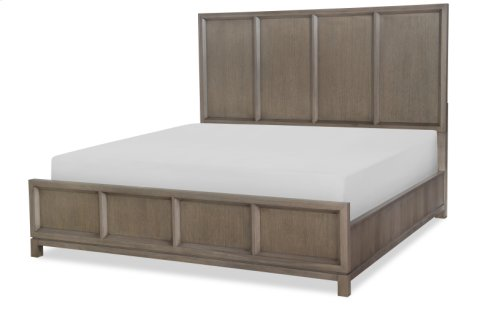 High Line by Rachael Ray Panel Bed, King 6/6