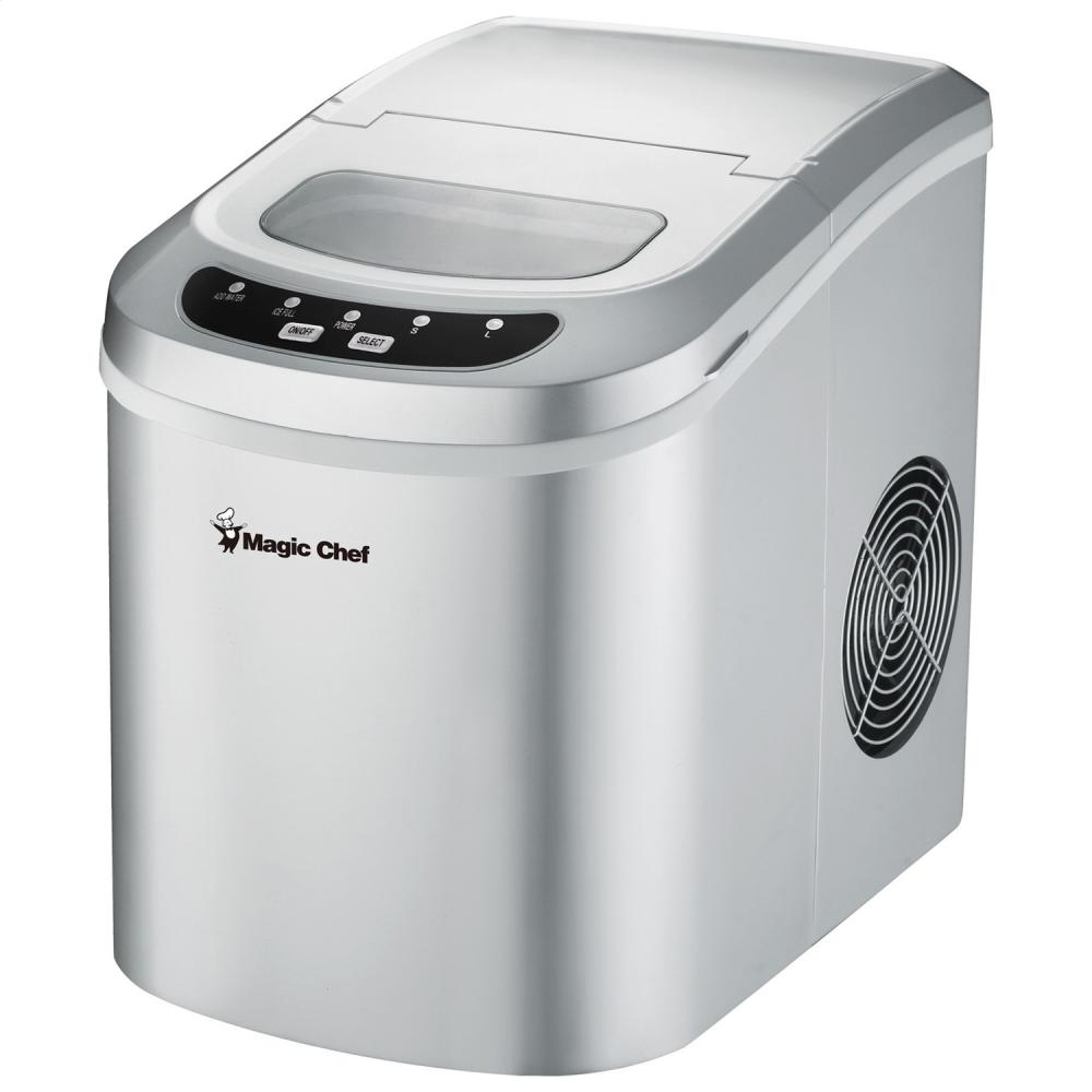 27-Lb. Portable Ice Maker