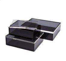 Klein Acrylic Boxes - Smoke