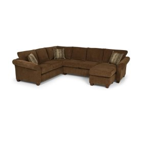 664 Sectional