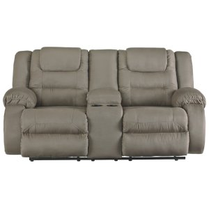 Ashley FurnitureSIGNATURE DESIGN BY ASHLEMccade Reclining Loveseat With Console