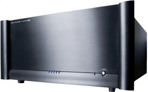 5-channel power amplifier with 325 watts per channel continuous power into 8 ohms.