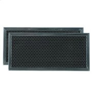 Microwave Hood Charcoal Replacement Filter - 2 Pack Product Image