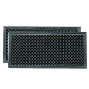 AmanaMicrowave Hood Charcoal Replacement Filter - 2 Pack