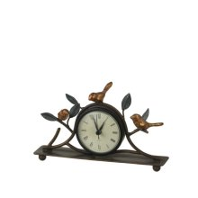 Bird and Twig Clock.