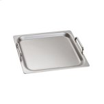 GaggenauTeppan Yaki griddle made of multi ply material