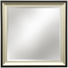 Framed Mirror  36in X 36in