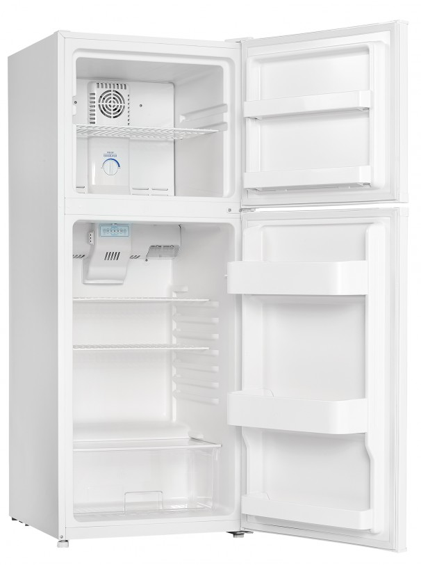 DFF100C1WDBDanby Danby 10 cu.ft. Apartment Size Refrigerator WHITE ...