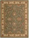 LIVING TREASURES LI04 GRE RECTANGLE RUG 7'6'' x 9'6''