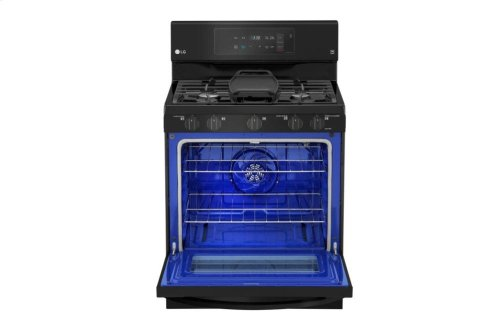 5.4 cu. ft. Gas Single Oven Range with Fan Convection and EasyClean® (Slight Blemish)
