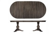 St. Germain Double Pedestal Dining Table