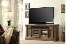 "HOT BUY CLEARANCE!!! 67 3/8"" TV Console W/ Power Center"