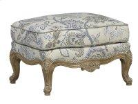 Cabriole Ottoman Product Image