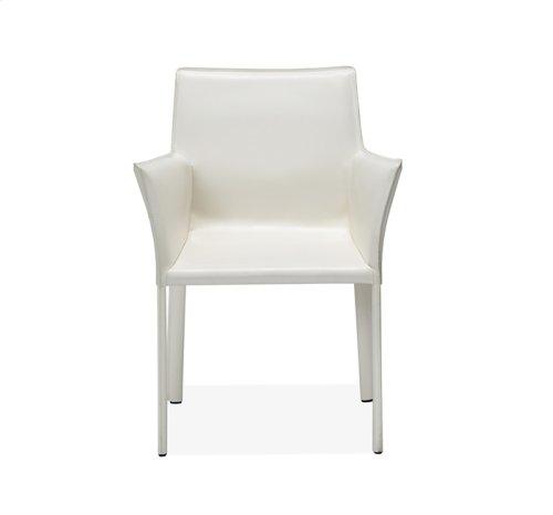 Jada Arm Chair - White