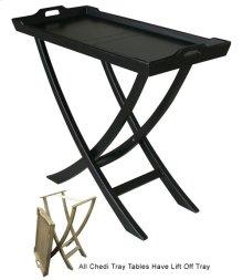 Chedi Tray Console Table