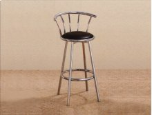 Swivel Stool Chrome