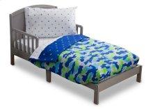 Camo and Stars 4-Piece Toddler Bedding Set - Camo and Stars (2202)