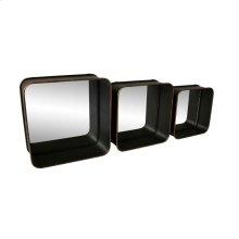 Azo Shadow Mirrors Set Of 3