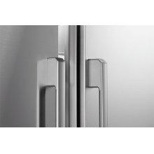 """Modernist 36"""" Built-In French Door"""