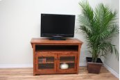 "O-M275 Mission Oak 44"" TV Console"