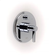 Darby Pressure-balance Valve with Diverter Trim - Polished Chrome