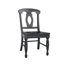 Choices Napoleon Farmhouse Chair/Ebony