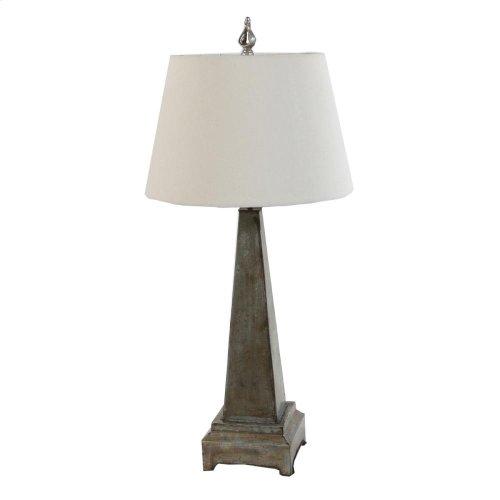 "35110  D15x33"" Table Lamp 2EA/CTN"
