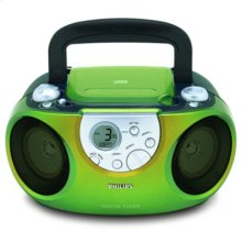Philips CD Soundmachine AZ3020 with Dynamic Bass Boost