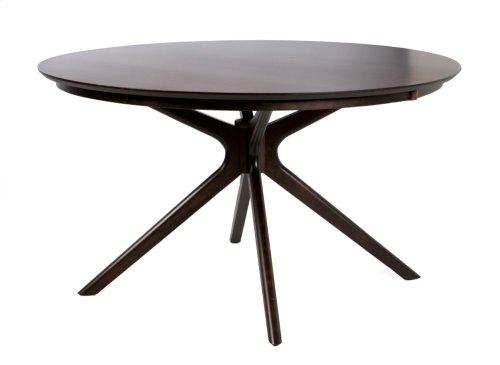 "Amelia 54"" Round Pedestal Dining Table"