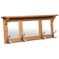Mirror Frame with Hooks Product Image