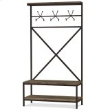Craftsman Hallstand w/ Bench Product Image