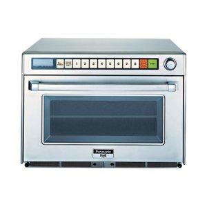 Panasonic2100 Watt Commercial Microwave Oven with Sonic Steamer NE-2180